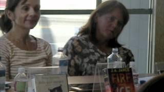 JIAM 2011 - Narrator panel