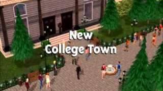 The Sims 2 Университет