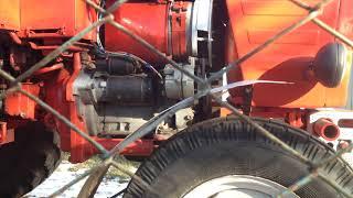 редукторный  стартер на трактор т 25)) и разница между ними)