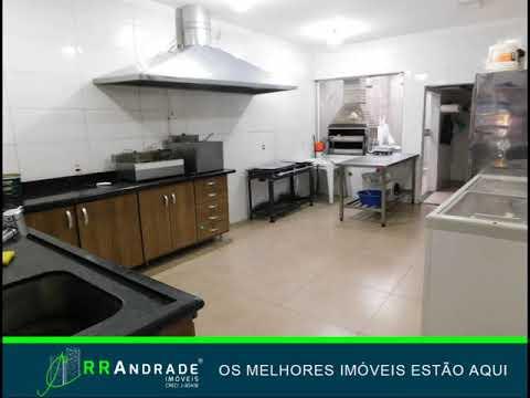 Vende se Barracão Comercial no Residencial Meirelles