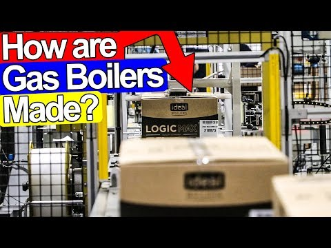 HOW GAS BOILERS ARE MADE