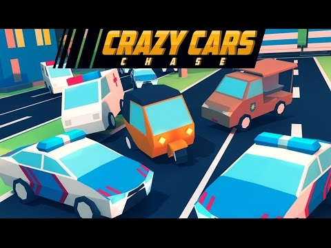 Crazy Cars Chase - Android Gameplay HD