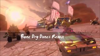 My Remix #39 Mario Kart 8 - Bone Dry Dunes