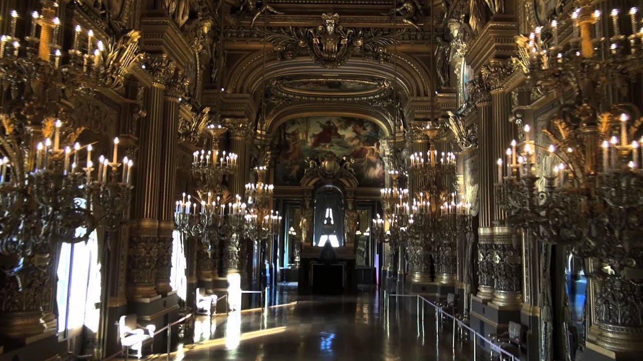 Welcome At The Palais Garnier Youtube