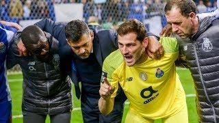 Iker Casillas - Legendary Saves 2018/19 HD