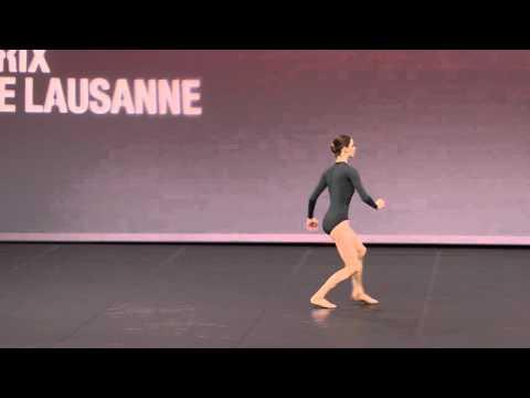 Lania Atkins - 2016 Prix de Lausanne selections - contemporary variation