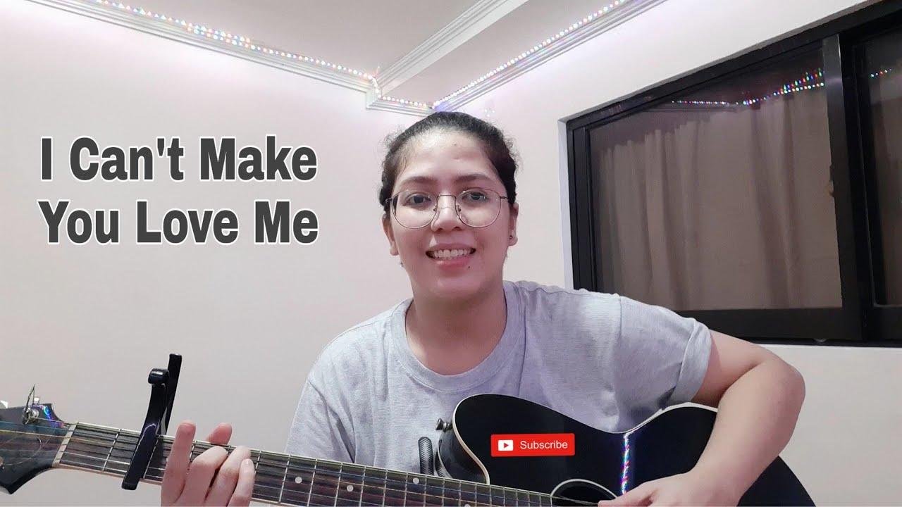 I Can't Make You Love Me by Bonnie Raitt (Cover)