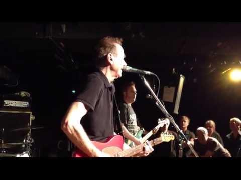 Hugh Cornwell - Beat of my Heart at the Media Club, Vancouver B.C. June 5, 2015