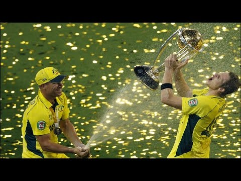 Team Australia Lifts World Cup– Full Video