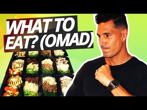 OMAD: What To Eat?