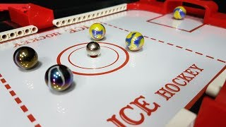 MARBLE RACING HOCKEY - 16 COUNTRIES ELIMINATION TOURNAMENT