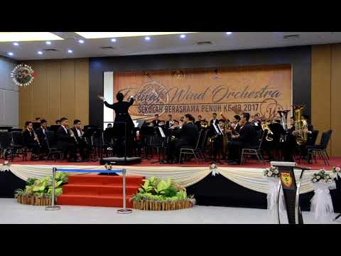 Farandole by Sekolah Dato' Abdul Razak - Festival Wind Orchestra SBP 2017