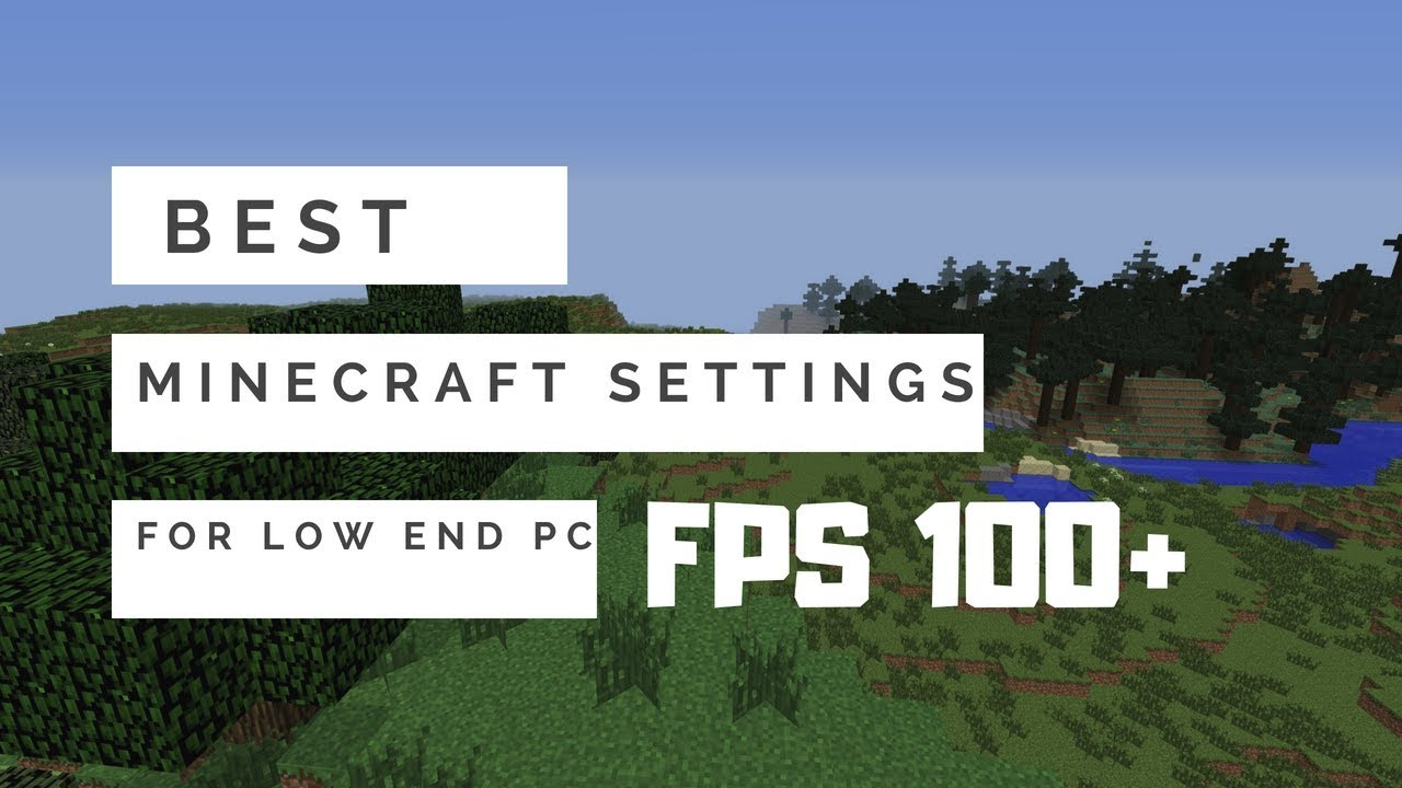 what specs do i need to play minecraft on pc