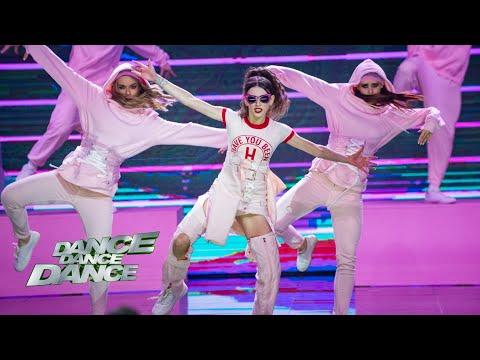 """Roksana Węgiel w """"Dance Dance Dance""""!"""