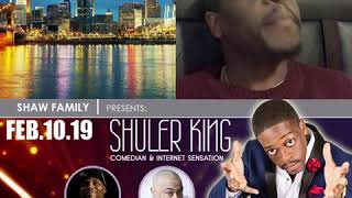 Shuler King - Cincinnati Ohio Feb10 At The Funny Bone