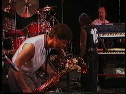 Miles Davis, John Scofield, Bob Berg, Darryl Jones - Part2