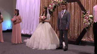 Бракосочетание Лили и Марка