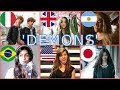 Who Sang It Better: Demons (Italy, USA, UK, Argentina, Brazil, Japan) (Cover Battle)