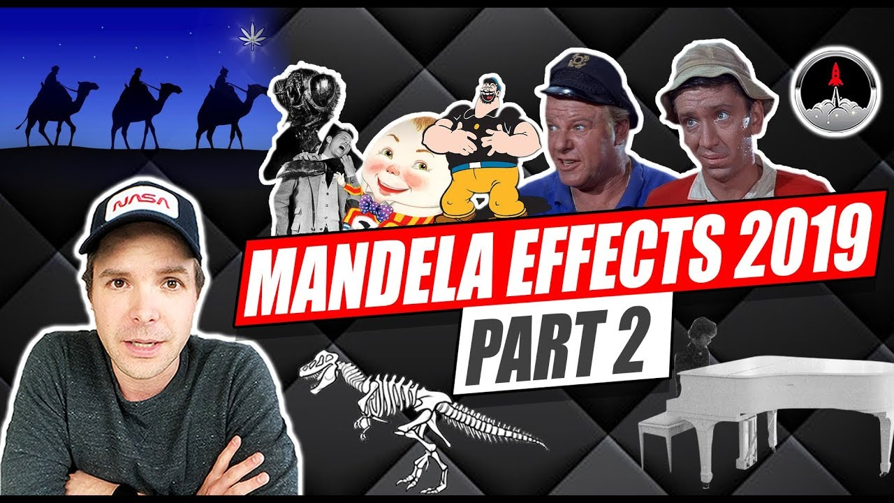 Mandela Effects 2019 - Part 2