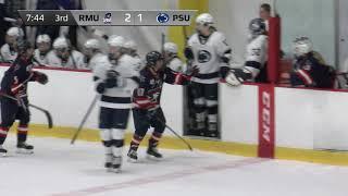 RMU vs Penn State: Women