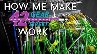 The Magic behind 42 Gear Street.... Blackmagic #42gsthree