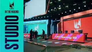 LEC in the Making   Episode 2: The Studio