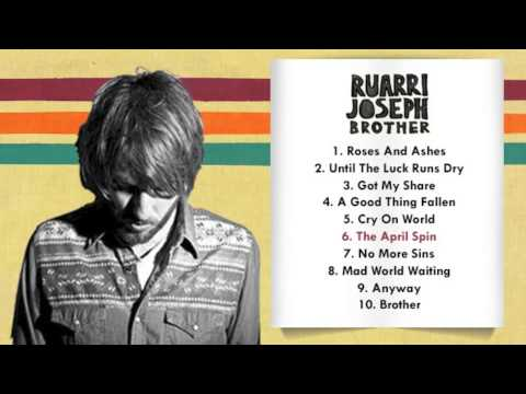 "Ruarri Joseph - ""Brother"" Full Album"