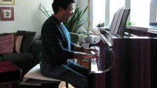 Vals-Tango - Desde el Alma - Izak Matatya, piano