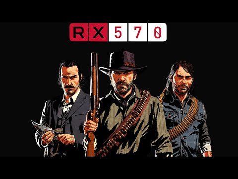 RX 570 8GB | Ryzen 5 2600X | Red Dead Redemption 2 | 1080p | PC Benchmark | Enough For 60 FPS?