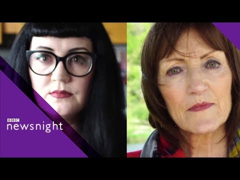 Two women's stories of abortion - BBC Newsnight
