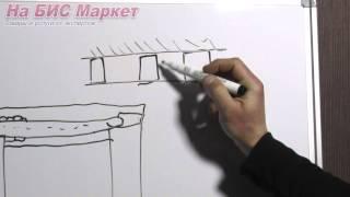 Утепление крыши изнутри (в частном доме): ФОМРОК, Кривой Рог(, 2015-02-03T21:55:51.000Z)