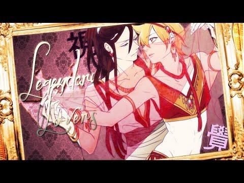 「視覺」 Legendary Lovers ♂ l ᴹᴱᴾ