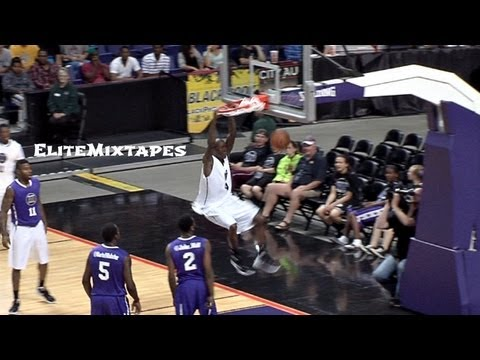 LA Clippers' Jamal Crawford Highlights; 2012 A-Plus Classic