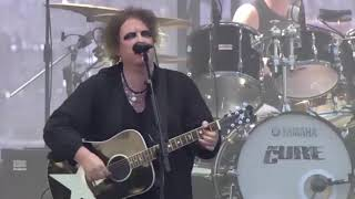 THE CURE : In between days (live Germany 2019)
