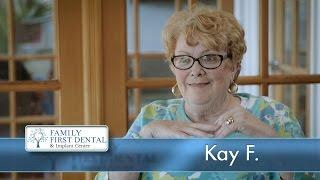Kay F. on Dental Implants