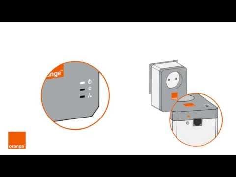 Cómo instalar Orange TV cuando el router no está cerca del descodificador