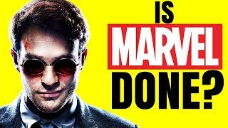 Daredevil & The Death of Netflix's MCU