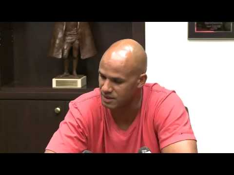 Jason Taylor discusses signing with Jets