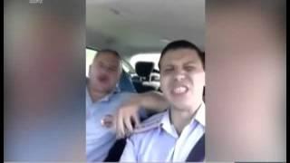 Поющие сотрудники ГИБДД из Татарстана взорвали Интернет