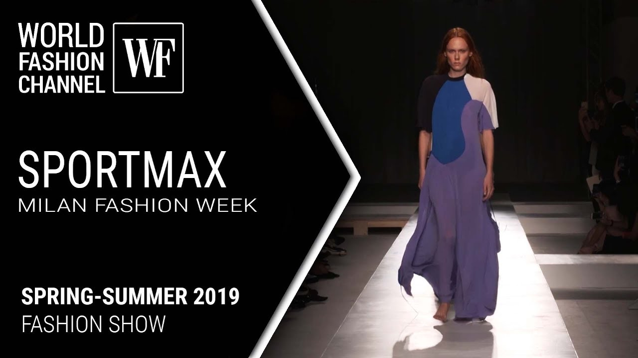 Sportmax | spring-summer 2019 Milan fashion week