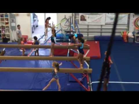 The Gymnastics Channel: with Torrance and Toni