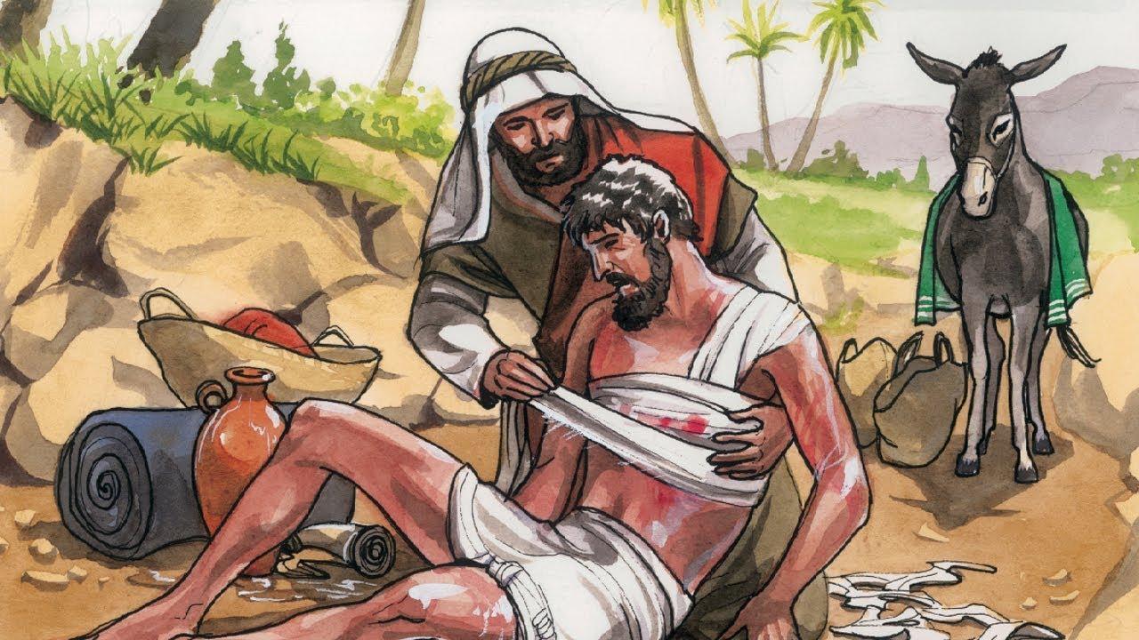 Lukas 10 25-37