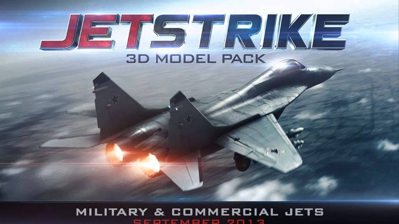 Includes JetStrike, Flight Kit, and Metropolitan - Save $50!