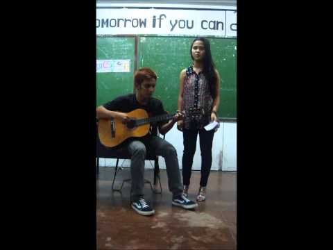 Crazy for you- MYMP (cover)