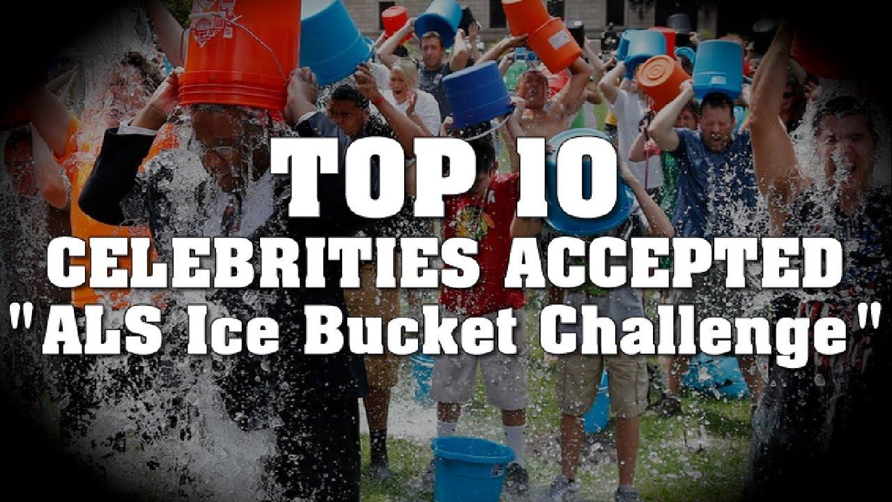 'Ice Bucket Challenge' Has Raised Millions for ALS ...