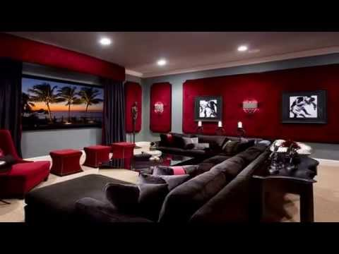 Home Movie Theater Design Ideas - YouTube