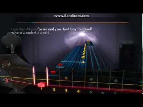 Rocksmith 2014 Custom What a wonderful world - Joey Ramone BASS
