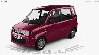 Mitsubishi Toppo 2008 3D model by Hum3D.com
