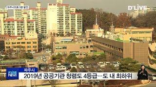 파주시 청렴도·안보관광 중단 도마 위에(서울경기케이블T…