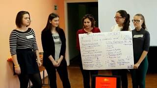 Семинар для волонтеров Верхней Туры и Красноуральска